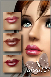 Magnetic lipstick for your Sims 3 females.
